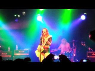Halestorm - Mz Hyde, Live at The Republik, Honolulu 8-25-2013