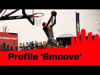 Profile - Dimitry 'Smoove' Krivenko - 2014 FIBA 3x3 World Tour - Bejing Masters