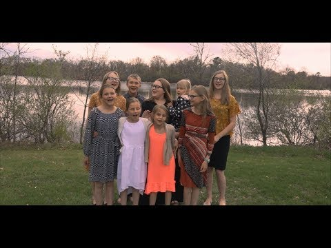BECOMING ME by Matthew West (Mother's Day song)   Savchenko family