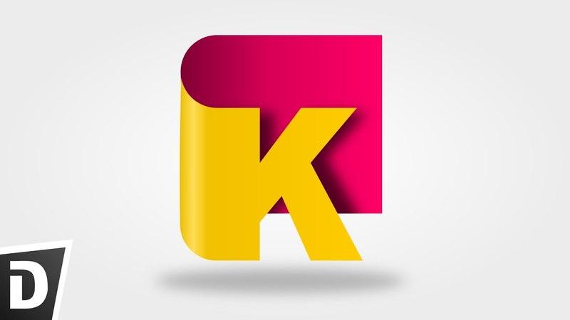 K Logo Inkscape Tutorial