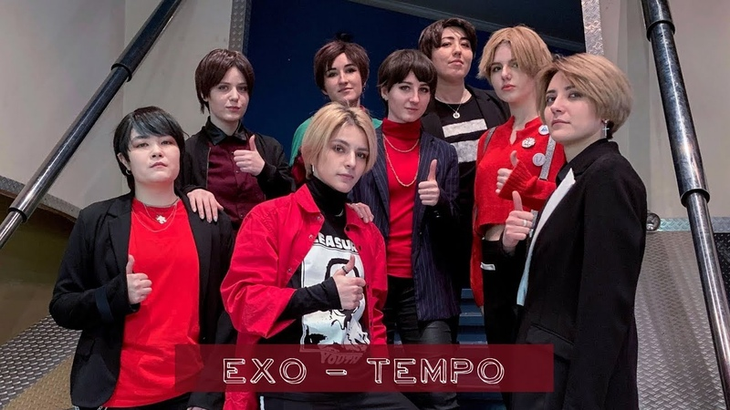 Perfomance EXO 엑소 Tempo cover by BreakPoint