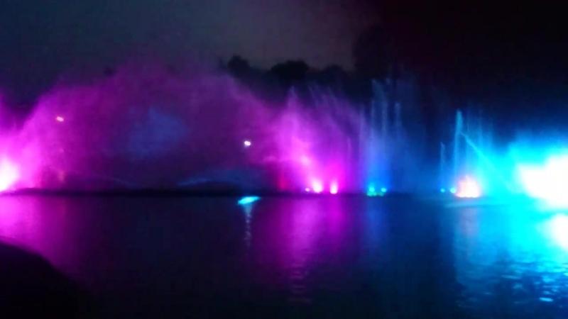 фонтан г. Винница