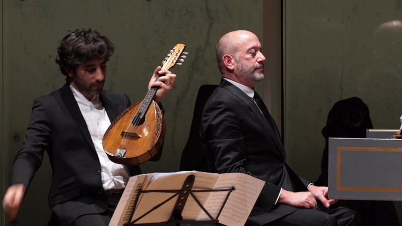 CLIBURN LIVE: Avi Avital, mandolin and Kenneth Weiss, harpsichord (February 9, 2017)