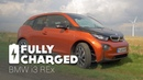 BMW i3 REx Fully Charged