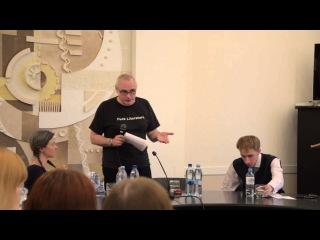 21.05.13, Курск. Ш. Мартынова и М. Немцов в КГУ (ч.2)