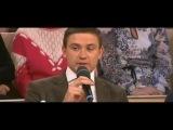 Адвокат Мишонов Андрей Сергеевич в телепрограмме «Пусть говорят»  на 1 канале (20 тестов ДНК)
