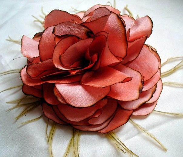 Цветы из ткани вконтакте - Продажа цветов и цветочной продукции.