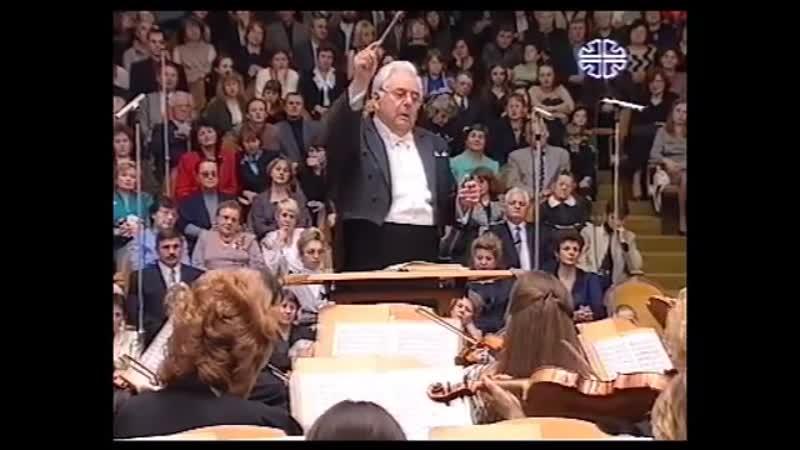 Времена года. Октябрь, исполняет Красноярский Академический симфонический оркестр, запись 1999, дирижер Иван Шпиллер
