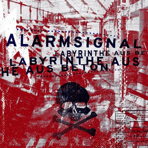 Alarmsignal альбом Labyrinthe aus Beton