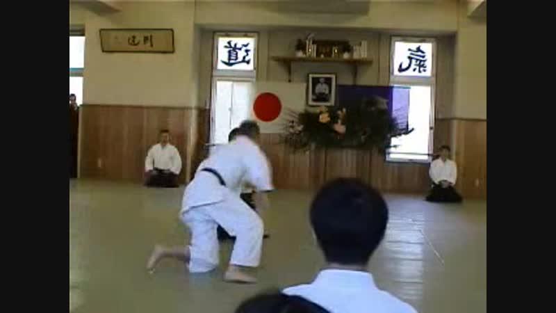 Jiu waza Kagami biraki
