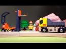 Kinderfilm - Spielzeug aus Holz - Unsere Baustelle - Brio trains and toys
