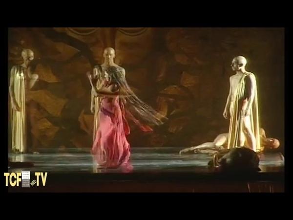 Танец семи покрывал Саломеи Театр Карло Феличе