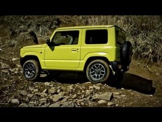 Suzuki Jimny 2019 показал себя на бездорожье