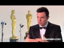 Seth MacFarlane, the new Host of the Oscars talks about the ceremony