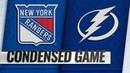 New York Rangers vs Tampa Bay Lightning | Dec.10, 2018 | Game Highlights | NHL 2018/19 | Обзор матча