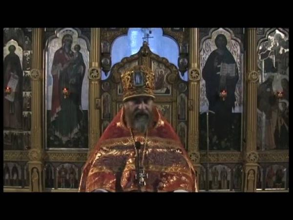 Архимандрит Амвросий Юрасов Терпение путь в обители рая Проповедь 12 декабря 2010 г
