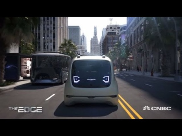 Volkswagens self-driving car is a glimpse into future of transport | The Edge