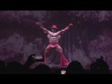 2017 Monsterzym Allstar Classic Kai Greene Performance