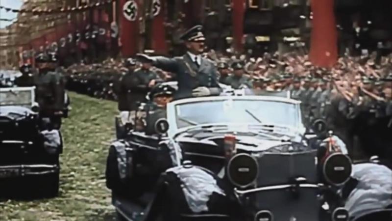 Adolf Hitler our hero