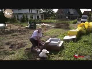 Тёплый пол - немецкая технология строительства фундамента - vk.com/my.dacha