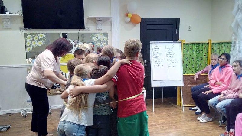 Каникулярная программа для школьников из Савеловского организована в центре соцпомощи в Магистральном переулке
