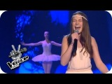Hanna Hurt Christina Aguilera The Voice Kids 2014 Germany Finale