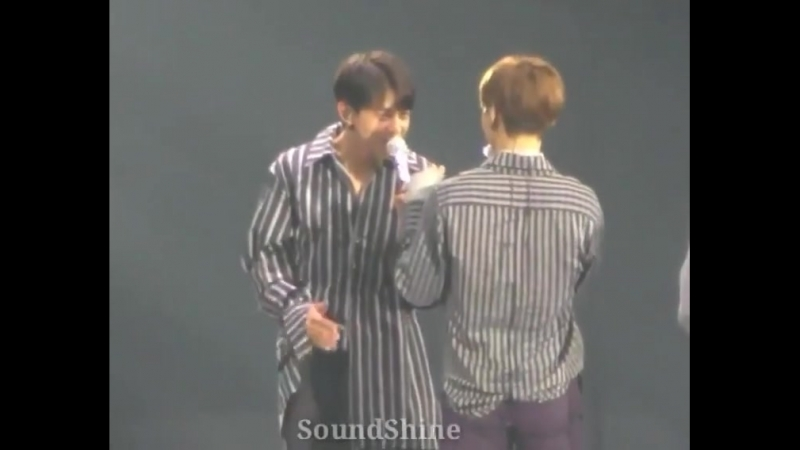 180726 SHINee WORLD J presents ~SHINee SPECIAL FAN EVENT Taemin Minho 2min