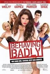 Behaving Badly (2014) - Subtitulada