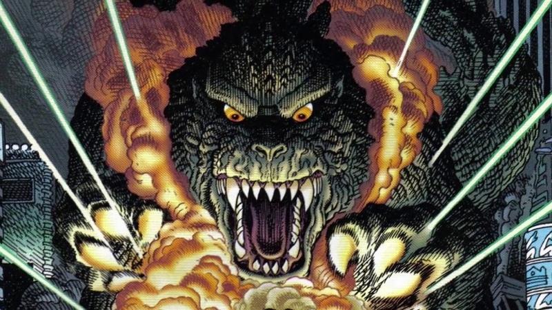 Terror of Godzilla (Dark Horse) - Longbox of the Damned