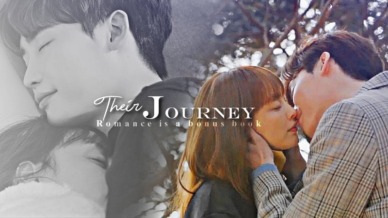 Dan-i Eun Ho ● Their Journey ▷ Romance is a Bonus Book