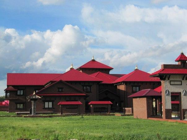 Этномир. Непалский дом.