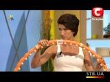 Упражнения для тонкой талии (видео урок) [zhezelru]