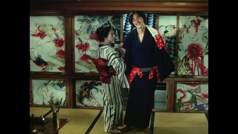 Kagero-za / Театр Жаркой Поры (Seijun Suzuki, 1981) jap/sub. Трилогия Тайсё. Фильм Второй.