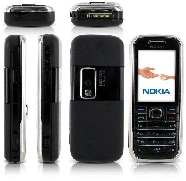 Легенда Nokia 6233 -