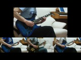 Vinnie Moore - Saved By A Miracle(Cover)