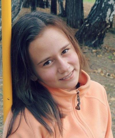 Анна Крохалева, 24 июля 1998, Челябинск, id57402759