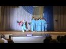 Цвета моей родины, коллектив современного танца Каскад, Каменск-Уральский. Постановщик Дмитрий Горин.