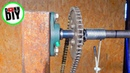 Homemade Sawmill 15 - Saw Head Lifting System