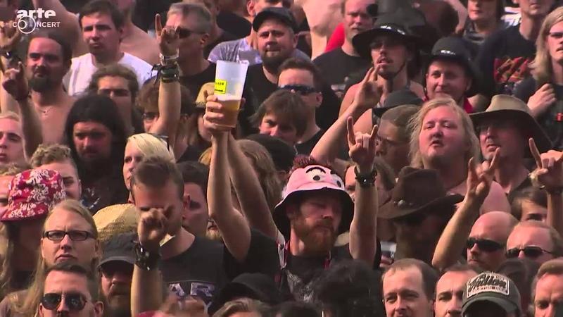 Devin Townsend Project live @ Wacken Open Air 2014 Full