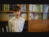 Волга Алексей -Осень в родном крае- Кировская гимназия , Луганская народная республика