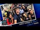 'Avengers Infinity War' Cast Tours Los Angeles w James Corden