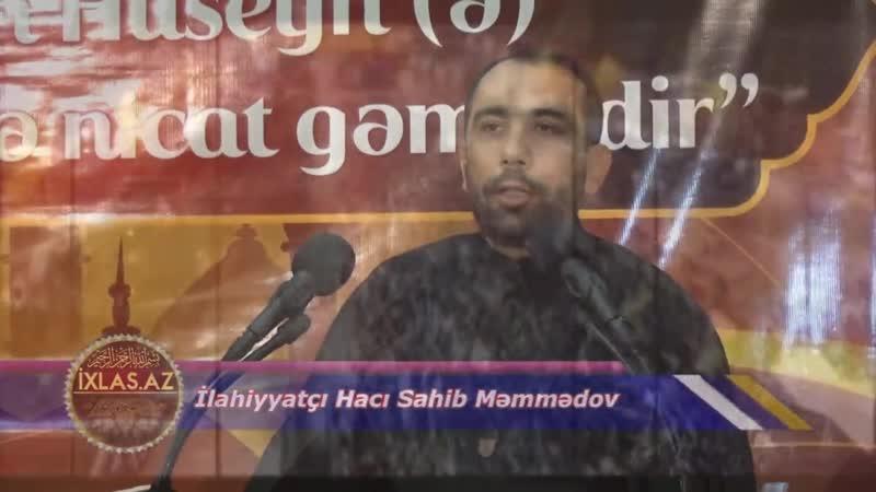 Hacı Sahib 2018 - Kərbəla ziyarətinə getməyənlərin aqibəti necə olacaq