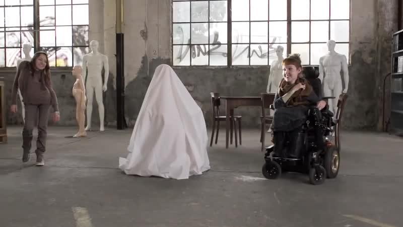 Манекены-инвалиды (Социальный ролик)