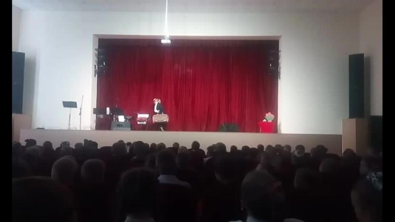 Детское представление Кошкин дом БФ