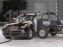 Инфинити ЕХ35 боковой краш тест 2008 - Infiniti EX35 side crash test