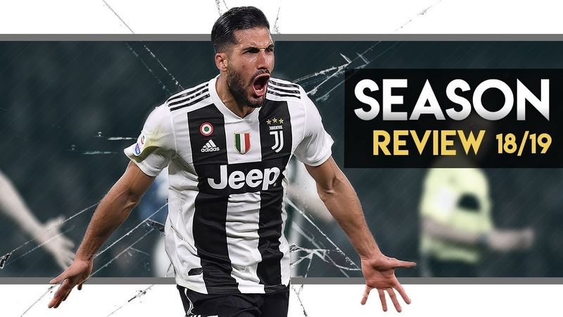 Emre Can 20182019 - Season Review (HD)