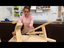XCORT POWR TOOLS Heavy Duty Sawhorses Easy to Make from 2x4s 1