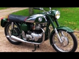 Мотоцикл Norton Dominator 88 500cc, 1956 года
