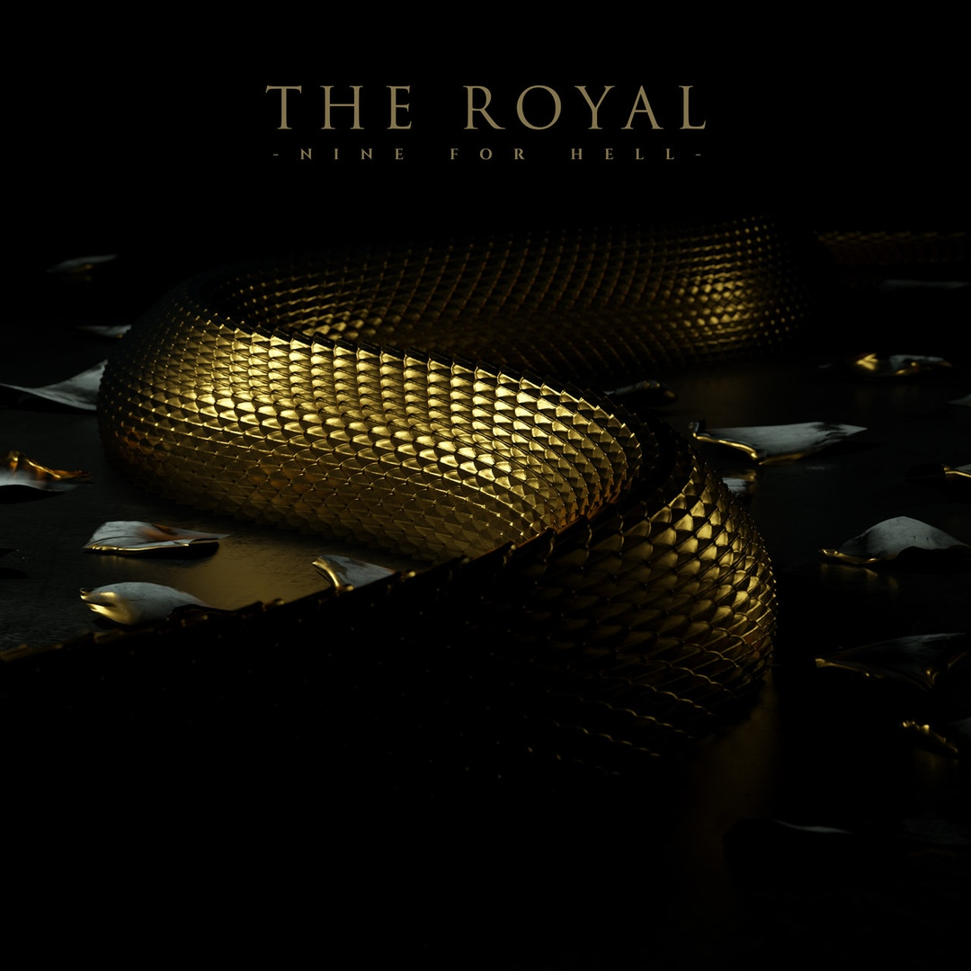 The Royal - Nine for Hell [single] (2018)