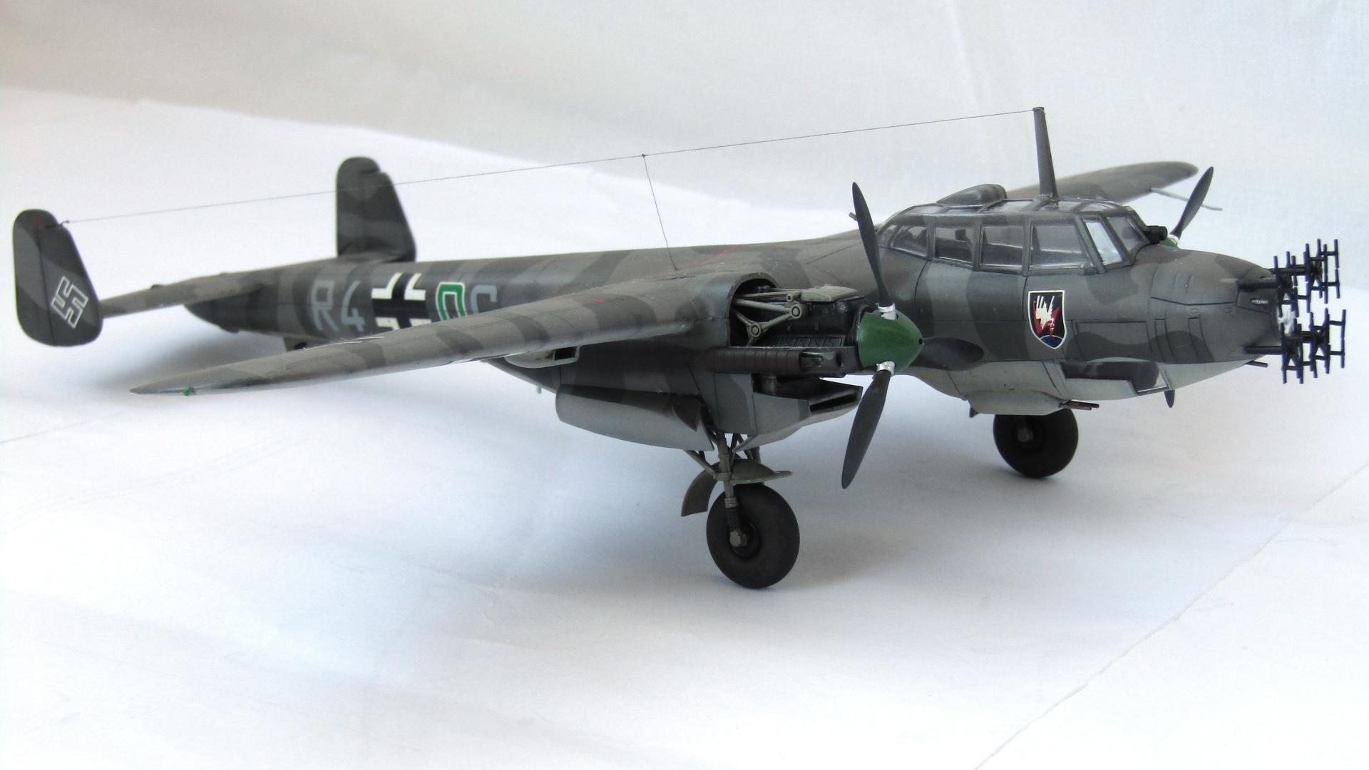 Do-215 B-5 1/72 (ICM) OvpkPrEfoao